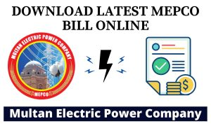 How to Download Latest MEPCO BILLS ONLINE