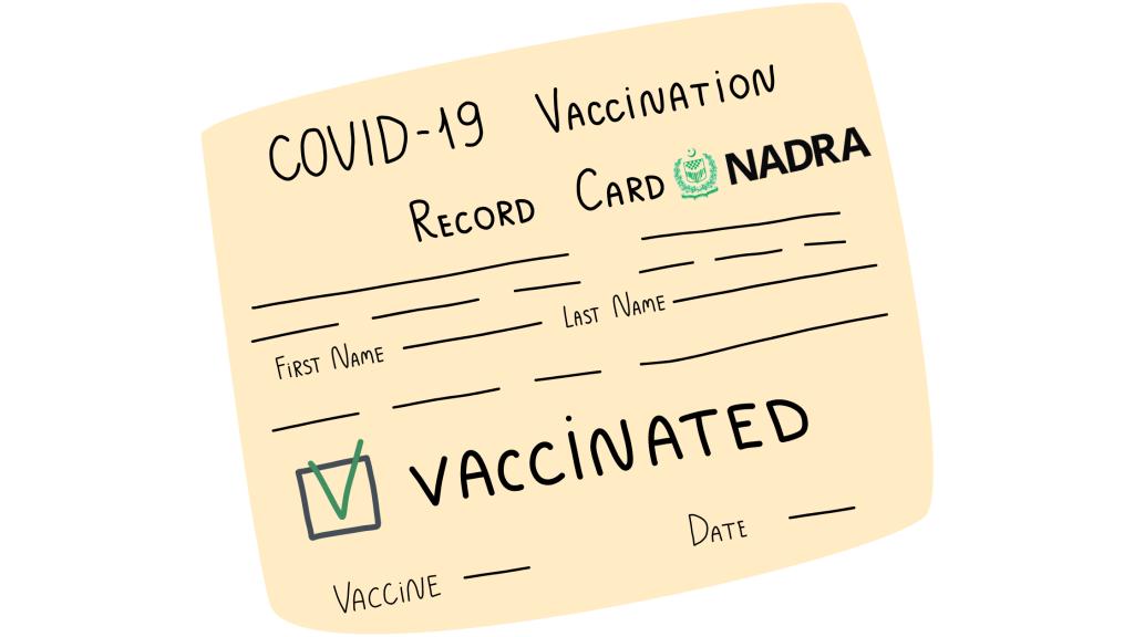 nadra vaccination certificate